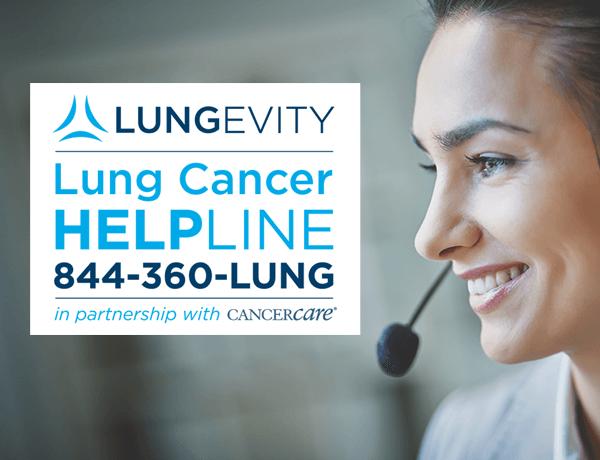 Lung Cancer HELPLine