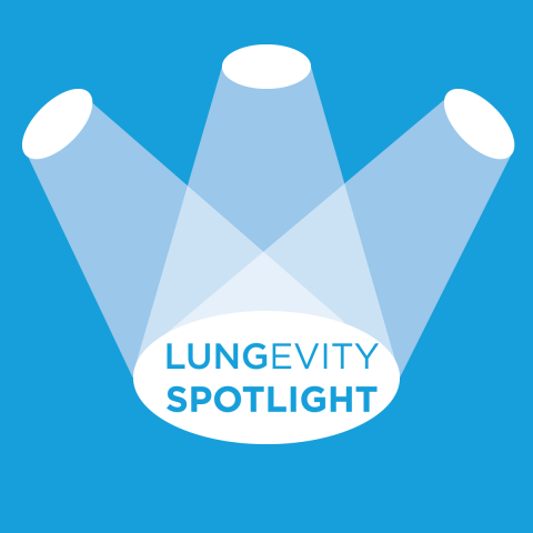 LUNGevity Spotlight