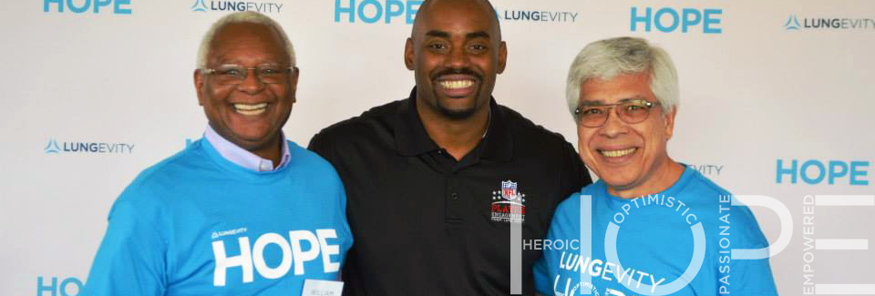 Attendees at LUNGevity's HOPE Summit