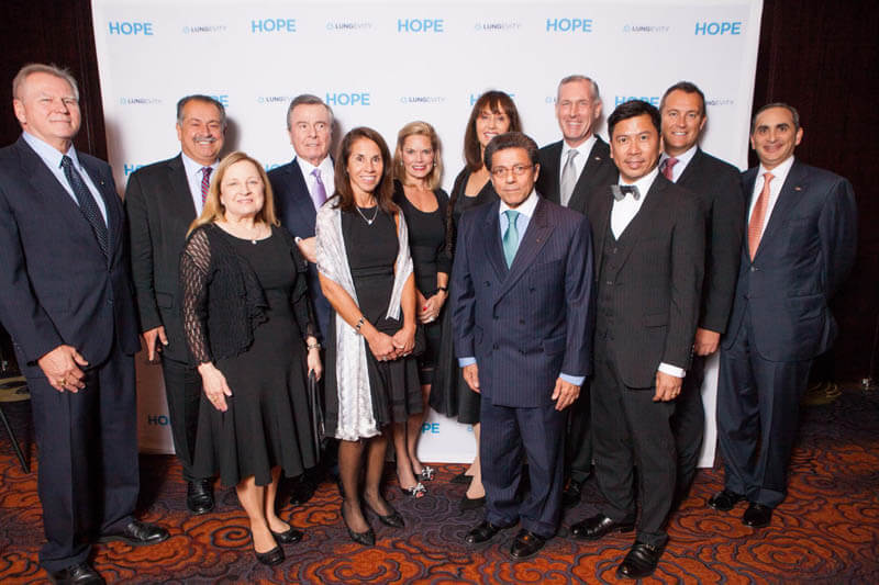 Dow group at NYC Gala 2016
