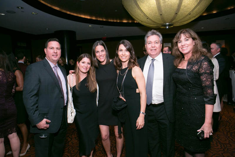 Genentech group at NYC Gala 2016