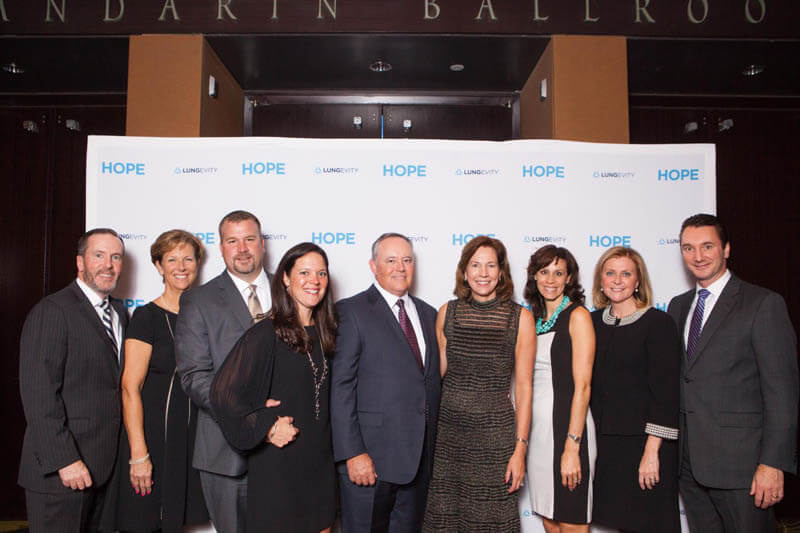 KPMG group at NYC Gala 2016