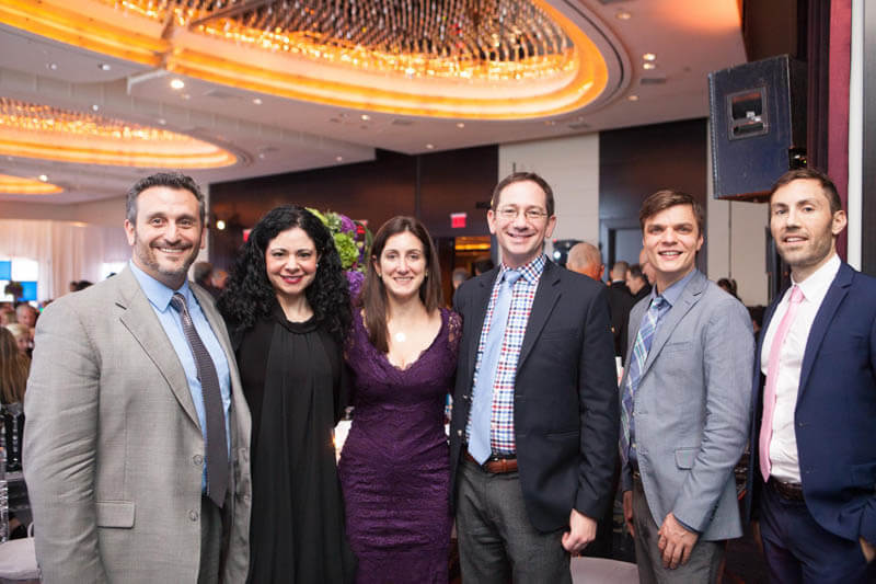 Pfizer group at NYC Gala 2016