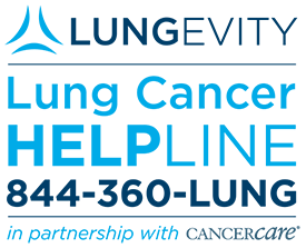Lung Cancer HELPLine, 844-360-LUNG