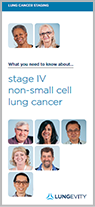 NSCLC stage IV brochure