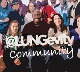 LUNGevity Community blog