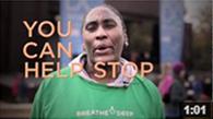 Breathe Deep PSA video