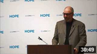 Dallas HOPE Summit 2014 Keynote video