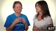LUNGevity LifeLine Support Program video 1